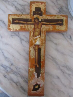Icono cruz cristo