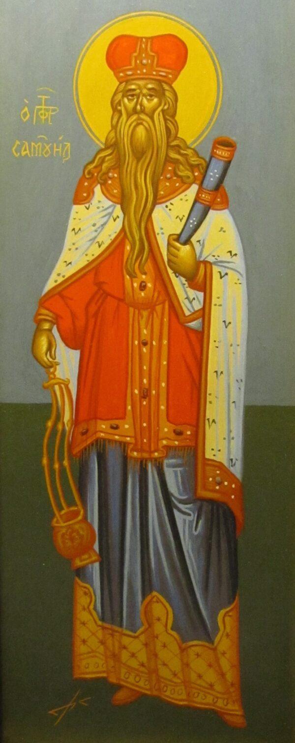 icono profeta samuel