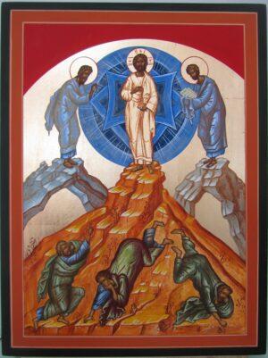 Icono La Transfiguracion
