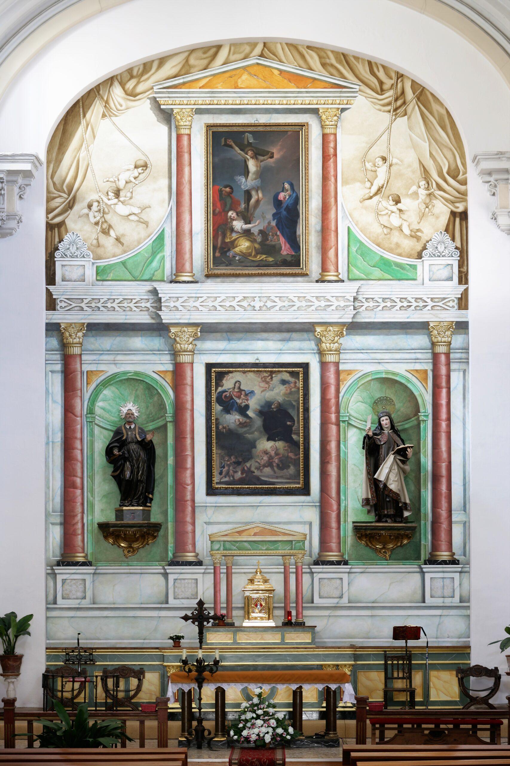 1.1 bis Altar mayor