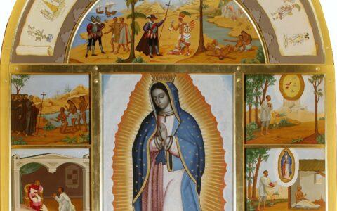 1.13 Guadalupe retablo