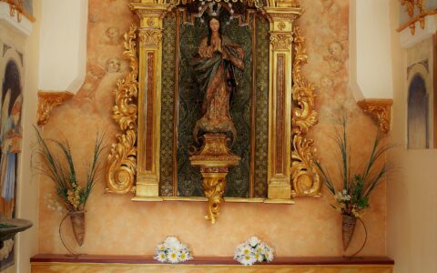 4.11 Inmaculada- altar