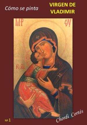 Como se pinta Virgen de Vladimir
