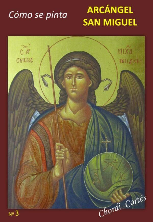 Como se pinta arcangel san miguel
