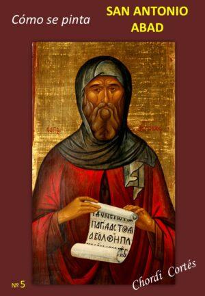 como se pinta san antonio abad