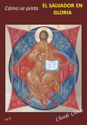 como se pinta el salvador en gloria