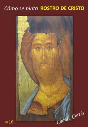 como se pinta rostro de cristo