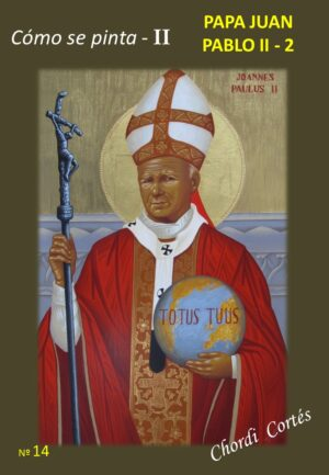 como se pinta ii papa juan pablo ii 2