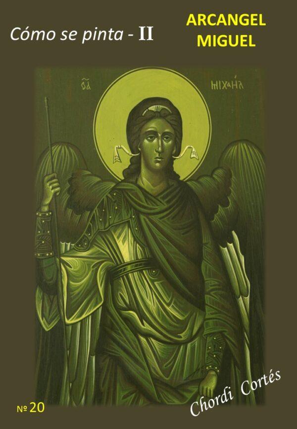 como se pinta ii arcangel miguel