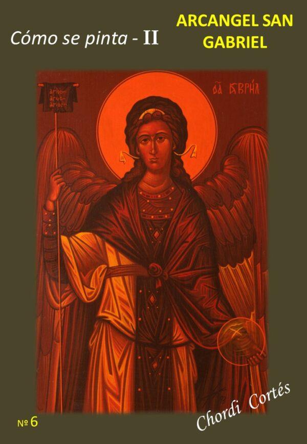 como se pinta ii arcangel gabriel