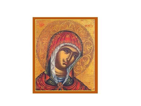 Icono Virgen Busto