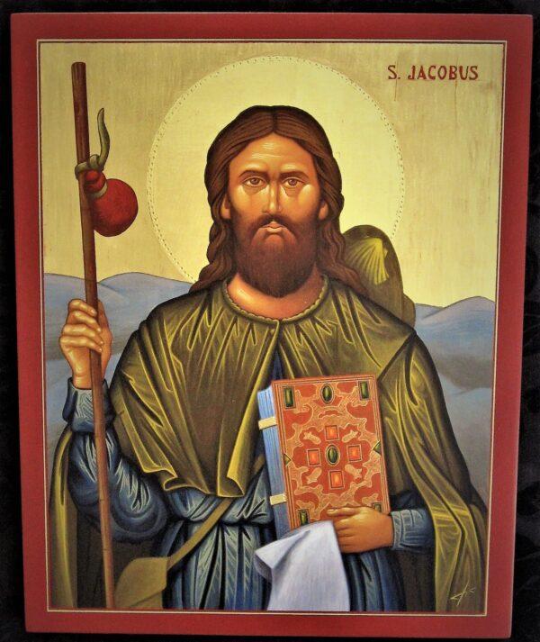 Icono Santiago de Compostela