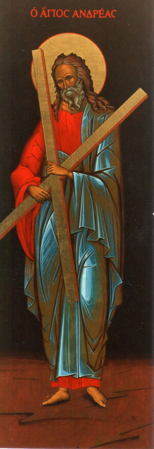 Icono San Andrés Apóstol