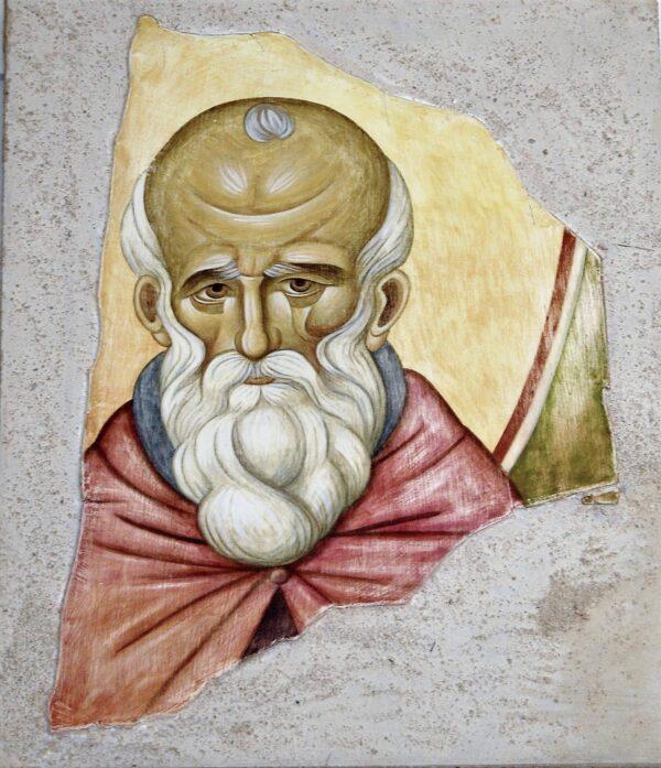 Pintura Mural San Athanasio