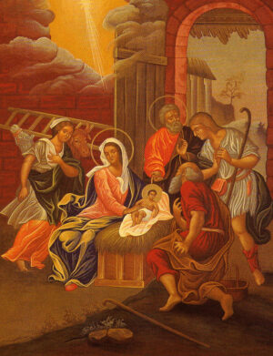 La Natividad de Cristo