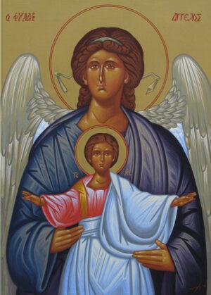 icono angel de la guarda
