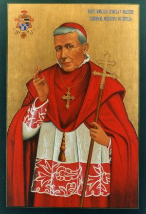 Reproduccion icono Cardenal espinola