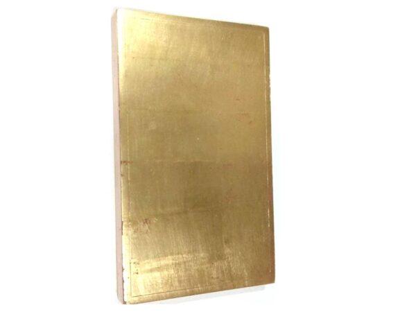 tablas preparadas doradas
